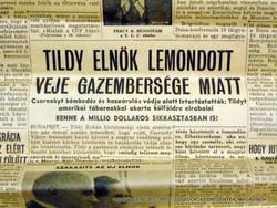 1948 augusztus 5  /  Kanadai Magyar Munkás  /  Régi ÚJSÁGOK KÉPREGÉNYEK MAGAZINOK Szs.:  12482