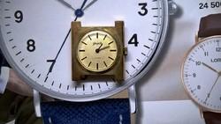 Glashütte női óra ritkaság