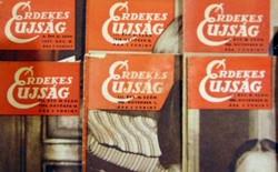 1958 május 10  /  ÉRDEKES UJSÁG  /  SZÜLETÉSNAPRA RÉGI EREDETI ÚJSÁG Szs.:  5763