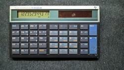Retro Texas Instruments Solar számológép tudományos