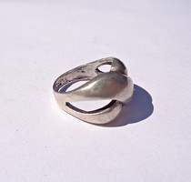 Sezgin jelzéssel 925-ös gyűrű