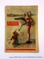 1963 június 20  /  Jó Pajtás  /  E R E D E T I, R É G I Újságok Szs.:  12374