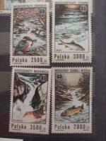 Polska vizesés bélyegek