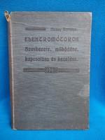 MEZEY BERTALAN ELEKTROMÓTOROK 1910