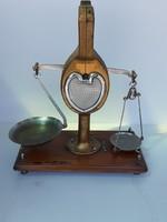 Mérleg régi konyhai eszköz dekoráció 150.000  forint