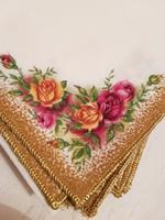 Royal Albert Old Country Roses textil szalvèta Classic Debenhams Home
