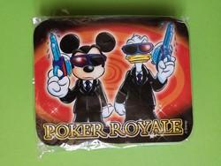 Disney poker royale , új bontatlan