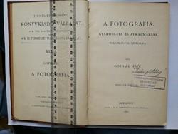 1890. Herényi Gothard Jenő: Fotográfia   Antik