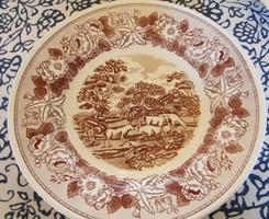 Olasz lapos tányér 24.5 cm
