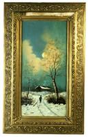 Kovács S.: Tél