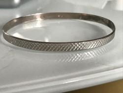 Nagyon szép ezüst antik karperec