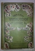 Parlaghy Kálmán Kártyajátékok kézikönyve (második kiadás)