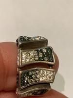 Köves ezüstgyűrű
