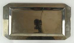 1A193 Régi alpakka tál tálca 39 cm