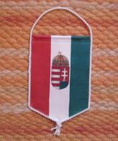 Kis magyar zászló