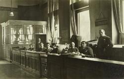 1A066 Magyar Hollandi Biztósító pécsi irodája antik fotó pécs helytörténet