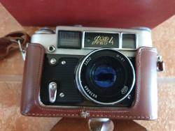 FED-4 fényképezőgép