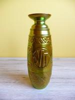 Zsolnay eozin Török János váza