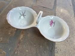 Thun porcelán asztali fűszertartó