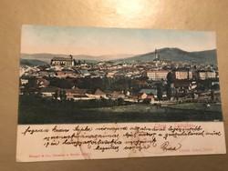 Lőcse - látkép 1903 Latzin János kiadása