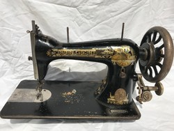 1904-1905 gyártású antik singer varrógép eladó