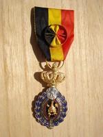 Belga kitüntetés 002