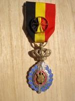 Belga kitüntetés 003