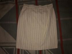 Elegáns APART Impressions fehér szoknya