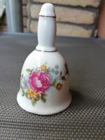 Porcelán kicsi csengő