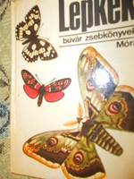 Búvár könyv sorozatból : Lepkék(1973 )
