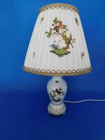 Herendi Rothschild  lámpa
