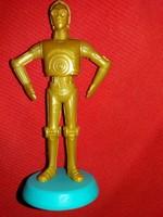 Retro trafikáru bazáráru C3Po STAR WARS robot figura bootleg a képek szerint