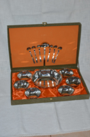 Inox készlet dobozával  ( DBZ 00127 )