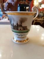 KPM porcelán kávés csésze.RITKA!