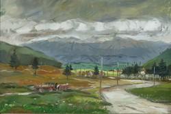 Luzsicza Lajos : Liptószentjánosi völgy