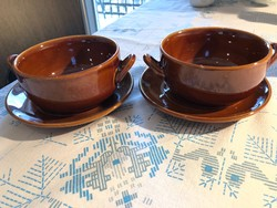 Kínai csésze alátéttel