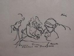 Rippl-Rónai József cinkográfia