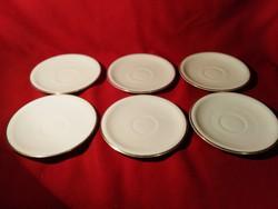 1226 6 db Selb Bavaria Krautheim  alátét tányér