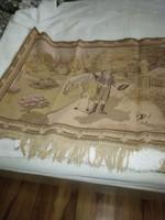 Antik goblein falikárpit 140x75cm