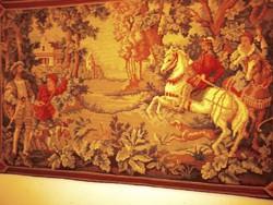 Antik goblein falikárpit 140x90cm