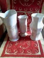 Váza  21 - 28 cm  porcelán