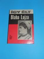Karcsai Kulcsár István: Így élt Blaha Lujza c. könyv 1988 (1)