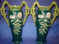 Szecessziós vázapár 200304