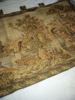 Antik goblein nagy falikárpit 155x75cm
