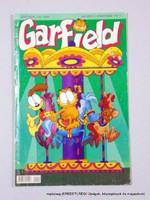 2001 május  /  GARFIELD # 137   20 ÉVES LETTEM!  /  SZÜLETÉSNAPRA! RÉGI KÉPREGÉNY Szs.:  13086