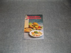 Hargitai György: Korszerűbben mikrohullámmal  c. szakácskönyv 1994 (1)