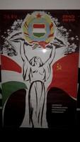 1970-es politikai plakát