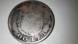 500 lei ezüst 1944.1500.-Ft