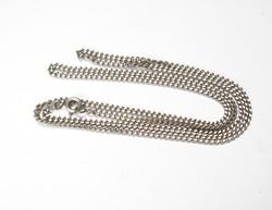 Minőségi francia ezüst nyaklánc.