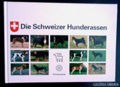 Svájci kutyafajták-FCI standard, német nyelvű